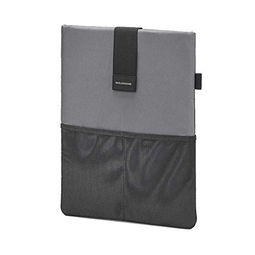 Moleskine - Organizer per zaino - Tasche da viaggio e zaino - Ideale per laptop, PC, iPad e quaderni fino a 15' - Colore grigio