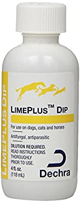 Dechra LimePlus Dip Pest Control Supply, 4-Ounce