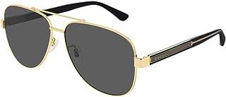 Sunglasses Gucci GG 0528 S- 006 Gold/Grey Crystal