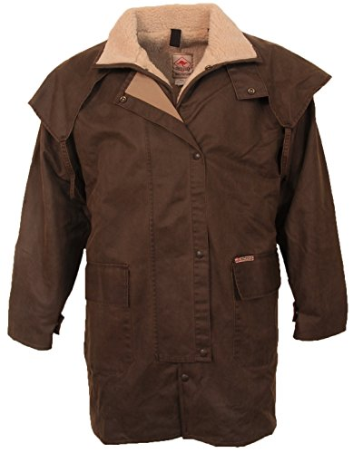 SCIPPIS, Mountain Riding Jacket, braun, M