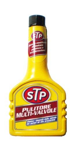 Table STP Nettoyeur multivalvole 16 V Essence et Diesel 250 ml.
