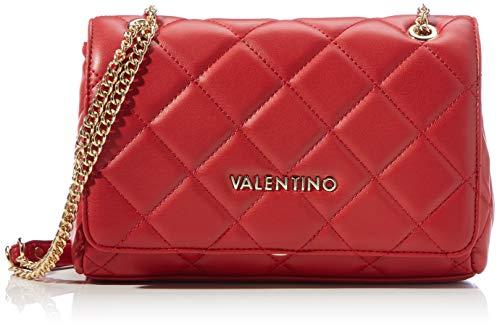 Mario Valentino Valentino by Ocarina, Esquel. para Mujer, Rojo (Rosso), 9x17x25.5 centimeters (B x H x T)