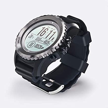 Ocamo S968 Smart Watch Swimming Sport Band Fitness Tracke Clock Running Passometer GPS Compass IP68 for