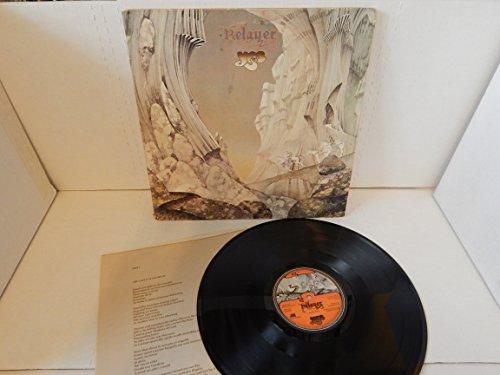 Yes: Relayer (Custom Inner Sleeve Contains Lyrics) [Vinyl LP] [Stereo]
