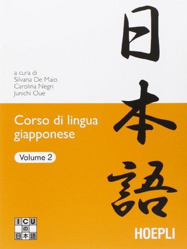 Corso di lingua giapponese (Vol. 2)