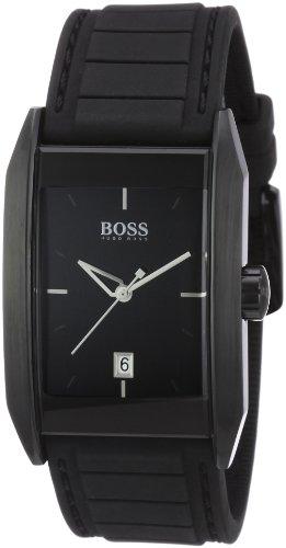 Hugo Boss - 1512482 - Montre Homme - Quartz Analogique - Cadran Noir - Bracelet...