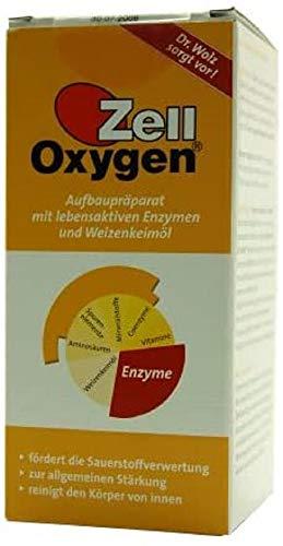 Zell Oxygen von Dr. Wolz, mit Enzym-Hefezellen, 250ml