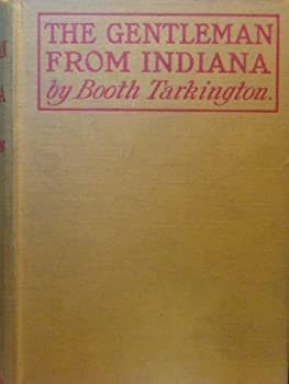 Hardcover The Gentleman from Indiana Book