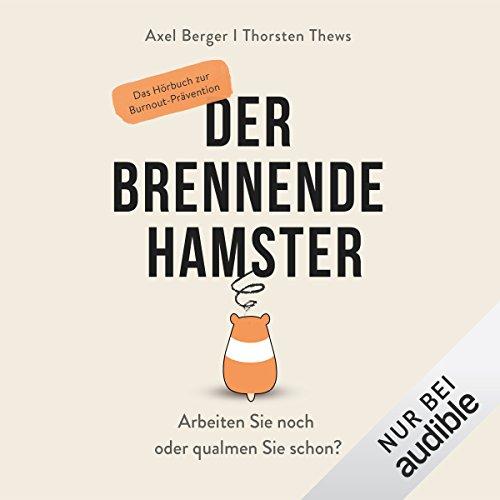 Der brennende Hamster audiobook cover art