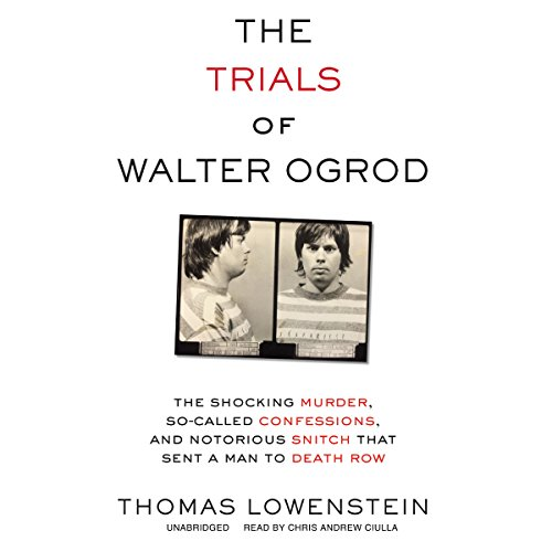 The Trials of Walter Ogrod audiobook cover art
