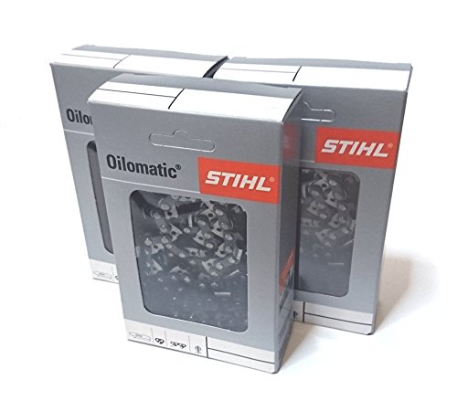 【3本SET】Stihl(スチール)チェン チェンソー替え刃 3686-000-074 ※MS240,MS261,MS280 (3)