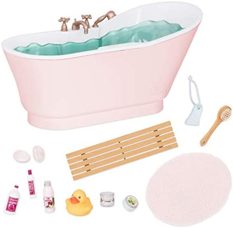 Our Generation by Battat Bath Bubbles Deluxe Set for 18 Dolls Toy Doll Accessories for 18 Dolls product image