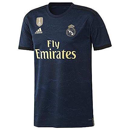 Camiseta Real Madrid 2ª Equipación Original 2019/2020 Personalizable