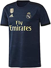 Real Madrid Camiseta - Personalizable - Segunda Equipación Original Real Madrid 2019/2020