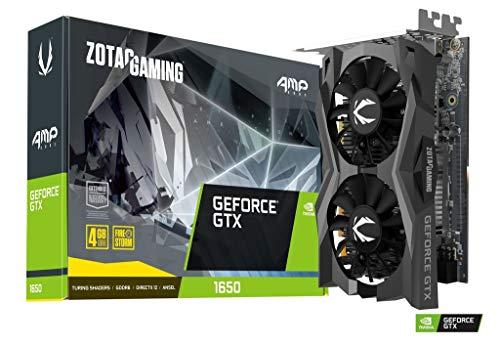 Zotac Gaming GeForce GTX 1650 AMP Core GDDR6 Grafikkarte