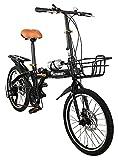 KEN ROD Bicicletas Plegables | Bicicleta Plegable Adulto | Bici 20 Pulgadas Adulto | Bici Plegable | Bici Plegable...