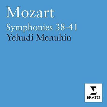 Mozart: Symphonies 38 - 40