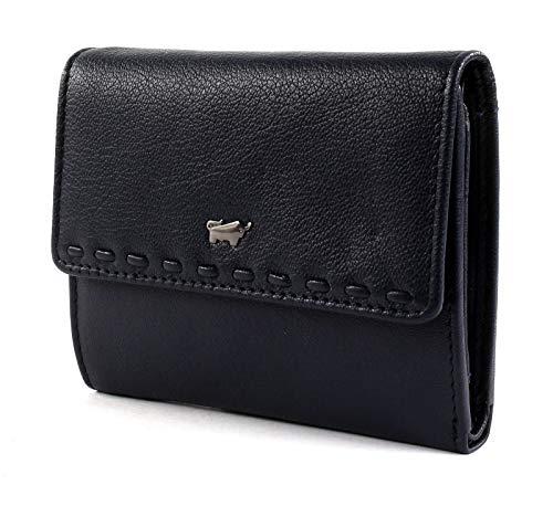 Braun Büffel Soave Geldbörse RFID Leder 13 cm