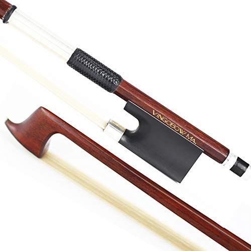Antique Pernambuco Stick Violin Bow Full...
