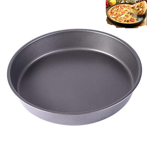 9 Inch Non Stick Pizza Pan Stones Carbon Steel ovenschaal lade Mold Magnetron cakevorm Bakken Tools