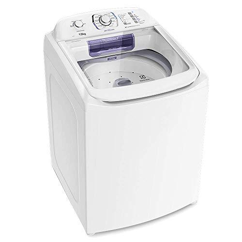 Máquina de Lavar 13kg Electrolux Turbo Economia, Silenciosa com Jet&Clean e Filtro Fiapos (LAC13) 220V
