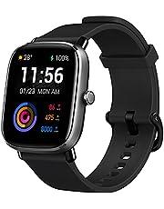 Amazfit GTS 2 Mini-smartwatch, fitnesshorloge, batterijduur: 14 dagen meer dan 70 sportmodi, meting van het SpO2-niveau, bewaking van de hartslag, slaapmodus, zwart