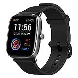 Amazfit GTS 2 Mini Smartwatch GPS Fitness Aktivitätstracker mit 1,55'' 2.5D Glas Display, 14 Tagen Akkulaufzeit, 70 Sportmodi, Überwachung von SpO2, Herzfrequenz, Schlaf und Stress für Herren Damen