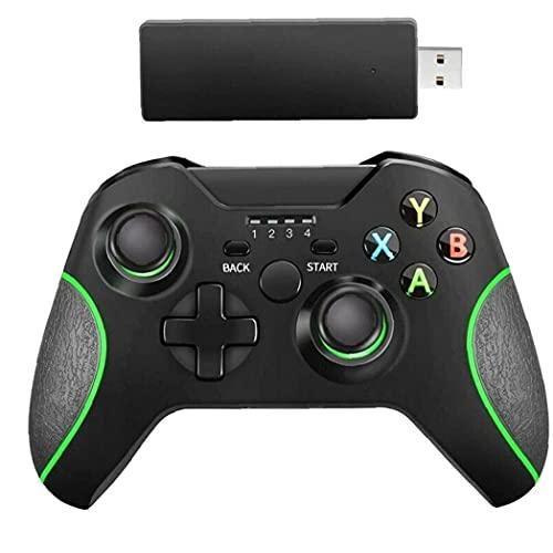 Controlador inalámbrico GamePad Joystick Joypad Controlador de conmutador remoto para Microsoft Xbox...