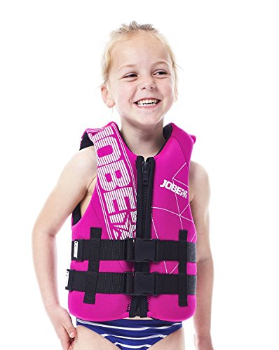 jobe Wakeboard schwimmweste kinder rosa XXXL