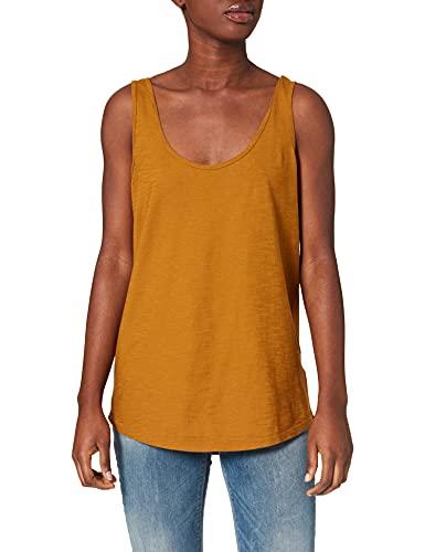 United Colors of Benetton Canotta 3BVXE8430 Camiseta, Habana 2b3, M para Mujer