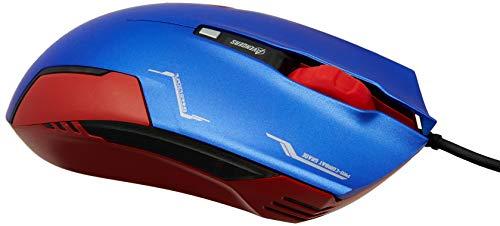E-blue Ems613blaa-iu Mouse Gamer Avengers Capitão América - Windows