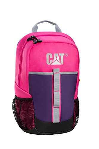Caterpillar Unisex Rucksack, Rose, 44 cm