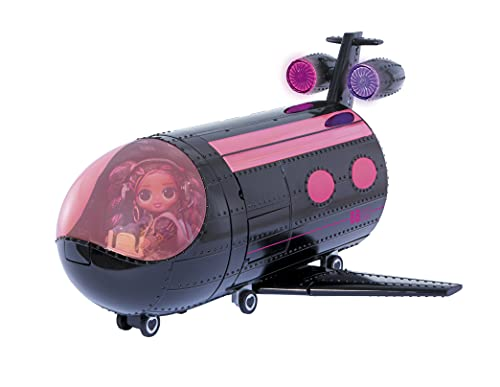 LOL Surprise OMG Remix 4 in 1 Exclusive Plane Playset...