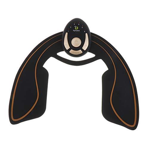 DYNWAVE Elettrostimolatore Muscolare, Cintura per Glutei, Stimolatore Muscolare EMS, Cintura per Massaggiatore Elettrico, Esercizio per Glutei