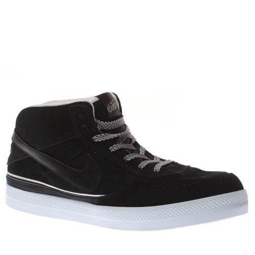 Final Sale ! Limit Quantity Nike Mavrk Mid 2 Black Suede Casual Shoes 386611-006 [US size 11.5]