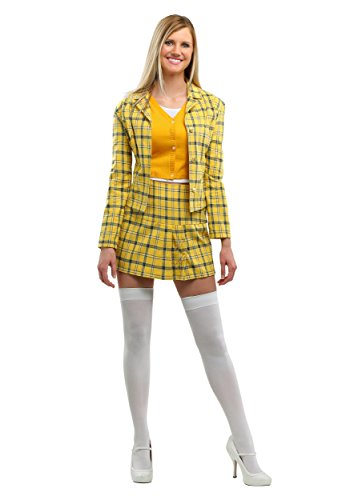 Clueless Cher Plus Size Womens Fancy dress costume 1X