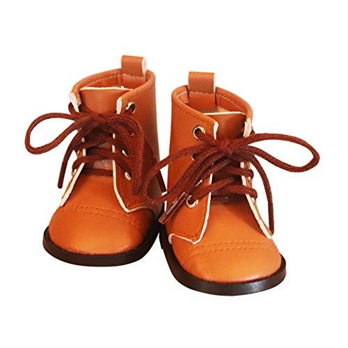 RainbowBeauty - Bekleidung & Schuhe für Modepuppen in Braun, Größe S