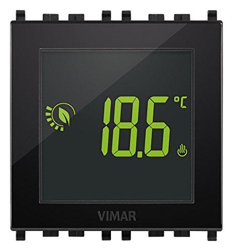Vimar - Termostato tactil bateria rgb 120/230v