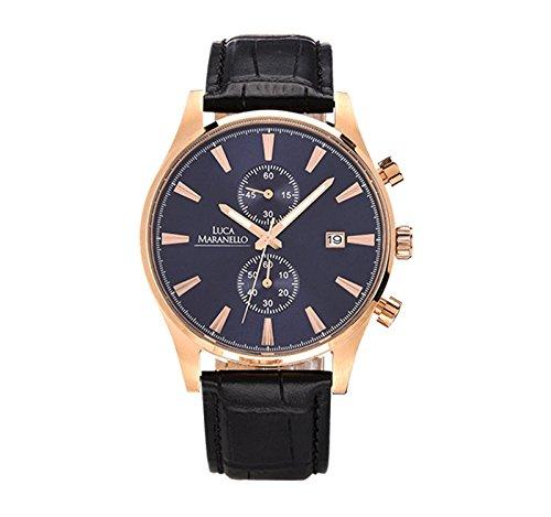 Bosch Luca Maranello Cintura Chronograph Gold/Blau G4826B2