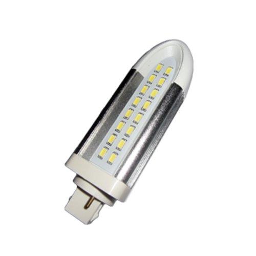 Lamp PL LED 8 W G24d daglicht 6500 K 900 lm