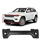 BUMPERS THAT DELIVER - Primered, Front Upper Bumper Cover Fascia for 2017-2020 Jeep Grand Cherokee 17-20, CH1014129