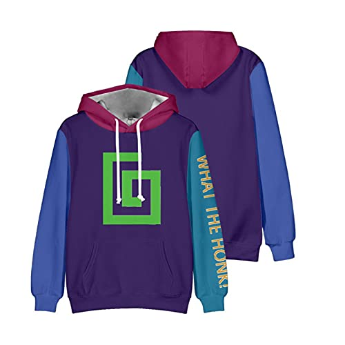 3D Karl Jacobs Hoodie Dream Team Cool Logo 2021 New Streetwear Kinder Erwachsene Frauen Männer Langarm Pullover Kapuzenpullover