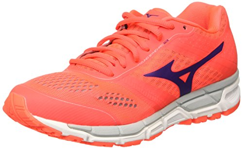 adidas Synchro MX, Zapatillas de Entrenamiento Mujer, Rojo (neonrot/Lila neonrot/Lila), 38.5 EU ⭐
