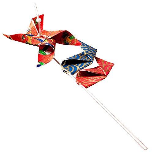 山下工芸(Yamasita craft) 鯉付風車 54469000