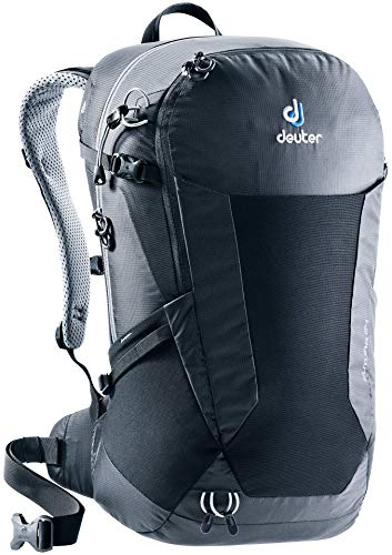 Deuter Futura 24 Mochila, Unisex Adulto, Negro (Black), 52 Centimeters