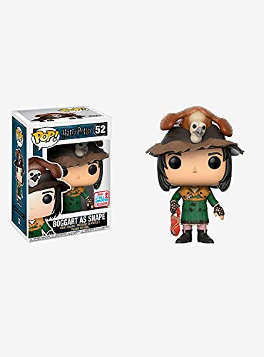 Funko Pop! Harry Potter! Boggart as Snape Vinyl Figure 2017 Fall Convention Exclusive