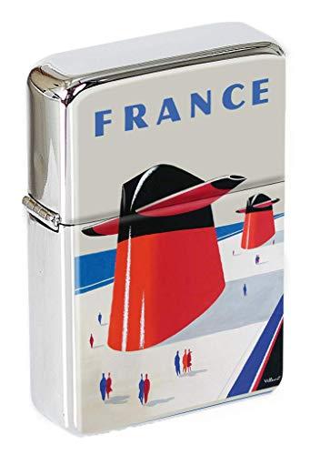 S. S. France Vintage Enviar Mechero con Tapa