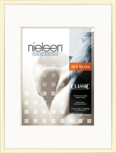 Nielsen Alurahmen Classic SRC 50x60 cm gold matt