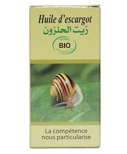 huile d'escargot 30ml