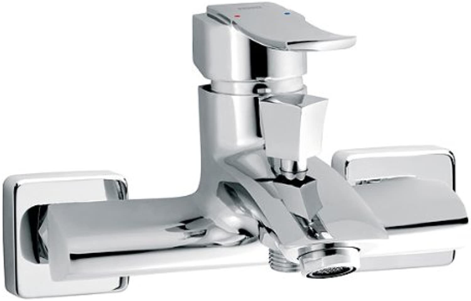 'Water-saving Single-Handle Bath Mixer Tap of FERRO Veneto